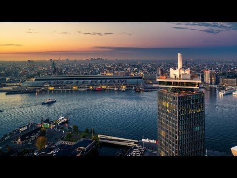 Amsterdam's newest social hub