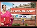 Presentation of Union Budget 2020 by Nirmala Sitharaman, Finance Minister - LIVE from Parliament