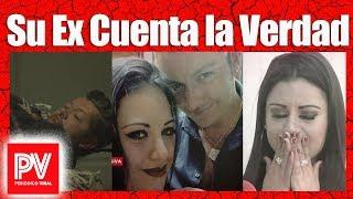 Paula Elizondo es la exnovia de Carlos Peniche y revela que el Actor tenía Problemas con Sustancias