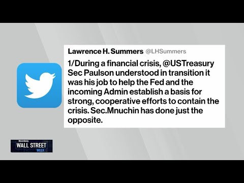 Summers: Constricting Fed's Ability to Act is 'Height of Foolishness'
