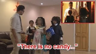 The Dangers Of Trick Or Treating!