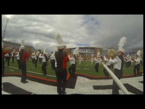 Falcon Marching Band POV