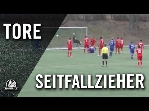 Seitfallzieher von Denis Mrkaljevic (VSG Altglienicke) | SPREEKICK.TV