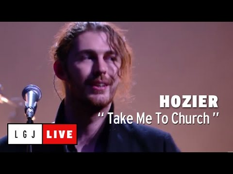 Hozier - Take Me To Church - Live du Grand Journal
