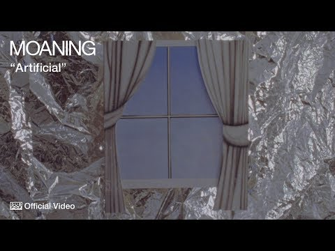 Moaning - Artificial [OFFICIAL VIDEO]
