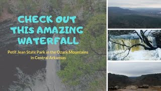 Petit Jean Mountain / travel with us/ explore with us
