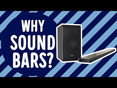 Hvorfor kjøpe lydplanke? Elkjøp forklarer