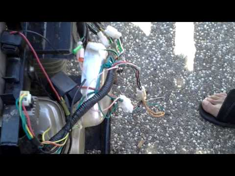 thumpstar tech tips - how to check your stator and wiring, Wiring diagram