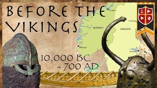 Before the Vikings // Evolution of the Viking Longship #1 (10,000 BC-750 AD)