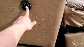 Đời sống ở Mỹ: Đi lượm rác lượm được cái ghế sofa bằng da bò