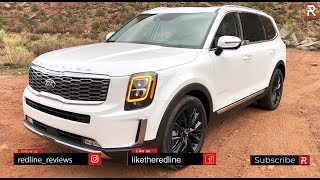 2020 Kia Telluride SX – The New 3-Row SUV King
