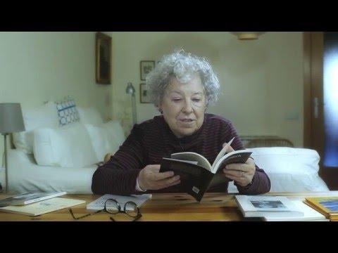 """Conversa amb Josefa Contijoch. 9. Poema """"Àngel caigut"""""""