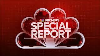 NBC News Special Report intro (w/VO)