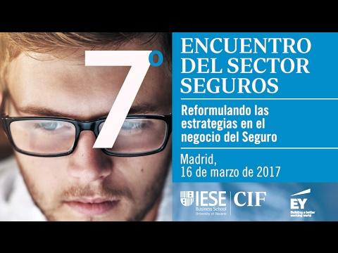 7º Encuentro del sector seguros del IESE