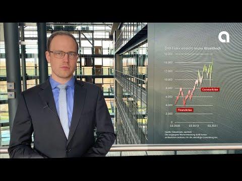 DAX auf Rekordhoch – haben sich die Börsen von der Realwirtschaft entkoppelt?