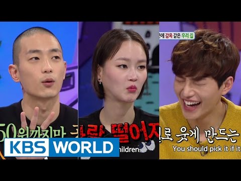 Hello Counselor - Park Sungjin, Lee Hyejung, Kim Jaeyoung & Song Haena  (2015.02.16)