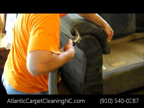 Residential Upholstery Cleaning Shallotte NC