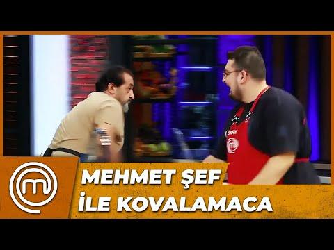 Eray Mehmet Şef'ten Buz Kaçırdı | MasterChef Türkiye 111. Bölüm