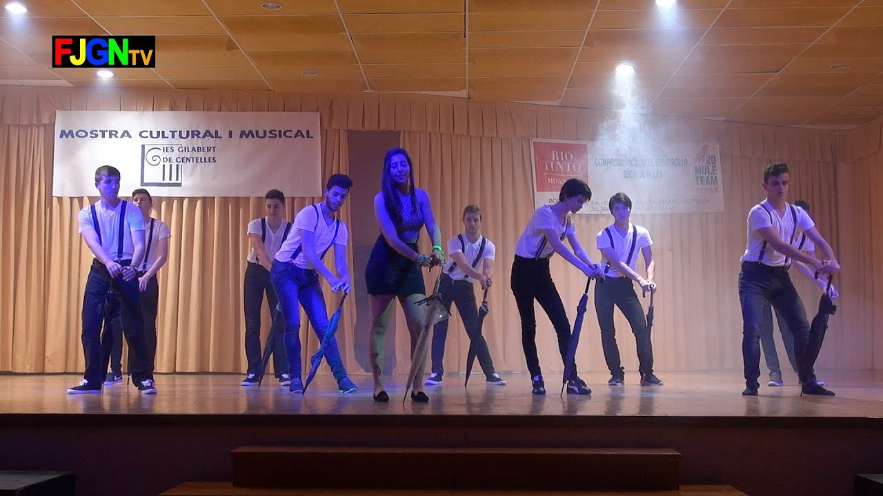 05. Diamonds/Umbrella/Only girl in the world - Bailes Educacion Fisica 2016 IES Nules