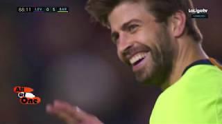 #LevanteBarça   Levante vs Barcelona 0-5 - All Goals & Highlights 16/12/2018 HD