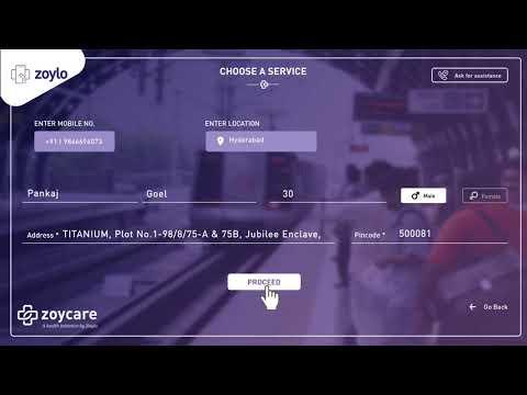 ZoyCare, tech-enabled health kiosks by ZOYLO