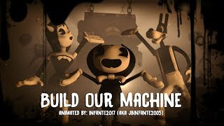 (SFM/BATIM) Build our Machine - DAgames