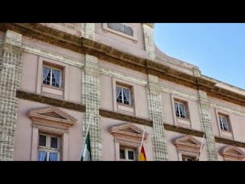 Pleno Extraordinario Telemático Diputación Cádiz – Diciembre 2020