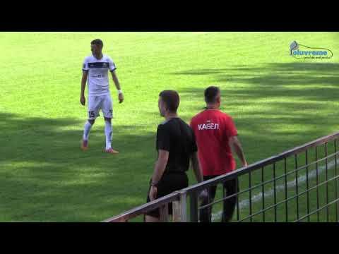 "FK ""Kabel"" - FK ""Železničar"" 1:1"