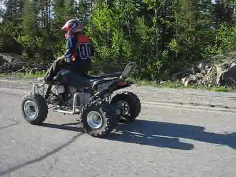 ATV Stunts 4 / Crazy Wheelie