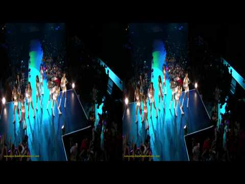 Girls' Generation Oh! 3D Live Music Video