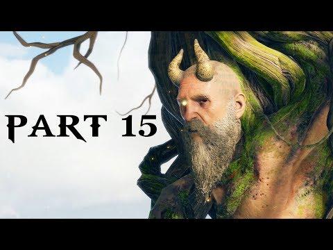 God of War Gameplay Walkthrough Part 15 - MIMIR (PS4 2018)