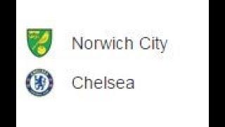 Chelsea vs Norwich Saturday Match full highlights
