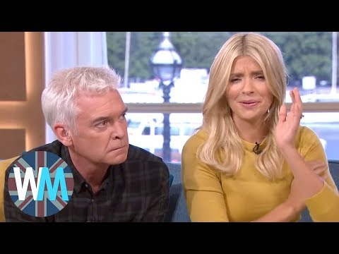 Top 10 Awkward Interviews on This Morning