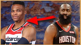 Russell Westbrook is EMBARRASSING James Harden since leaving the Rockets