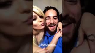 Maluma y Bebe Rexha juntos en Nueva York