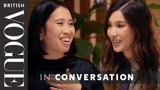 Gemma Chan Talks Anti-Asian Hate, Imposter Syndrome, And Working With Harry Styles | British Vogue