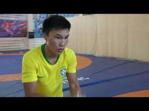 Саматали Толтаев - интервью накануне Азиатских игр