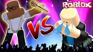 ROBLOX | BEST RAPPER EVER | EPIC RAP BATTLE