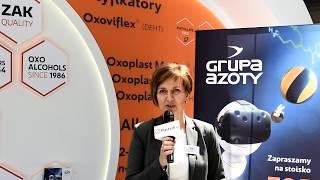 Grupa Azoty na targach Plastpol