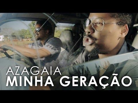 Azagaia - Minha Geração (c/ Ras Haitrm & Word Sound and Power)