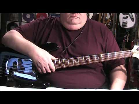 Nathaniel Rateliff & The Night Sweats S.O.B. Bass Cover with Notes & Tab