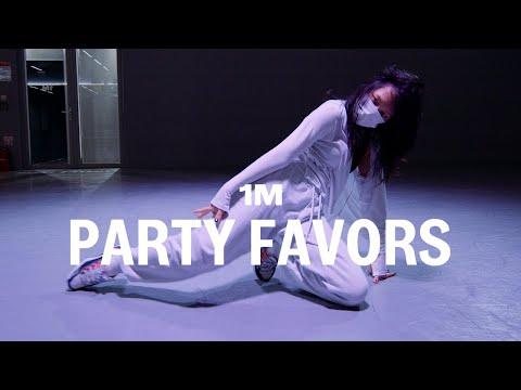 Tinashe - Party Favors / Woonha Choreography