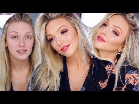 Spring Glow Makeup Look | Products from FabFitFun Spring Box