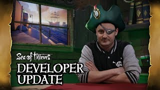 Official Sea of Thieves Developer Update: February 20th 2019