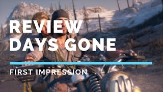 Days Gone Review - Imperfect, but Heartfelt Post Apocalypse Game!