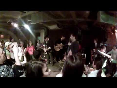 Ля-Миноръ - Девушка В Платье Из Ситца (live)
