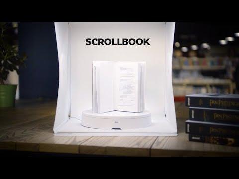 Projekt Scrollbook