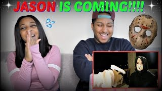 "SML Movie: ""Friday The 13th!"" REACTION!!!!"