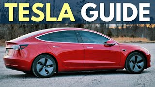 The Complete Tesla Guide for Model 3/Y