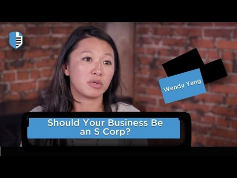 Should Your Business Be an S Corp?
